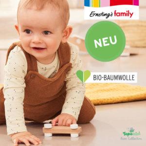 Neu: Ab 3,99€ neue Baby Kollektion bei Ernsting's Family