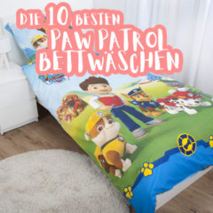Paw Patrol Bettwäsche