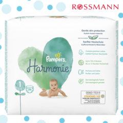 Rossmann gratis Pampers Windeln
