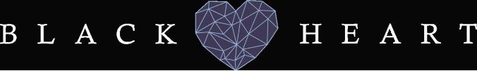 Black Heart Logo