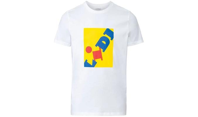 Herren Lidl-T-Shirt