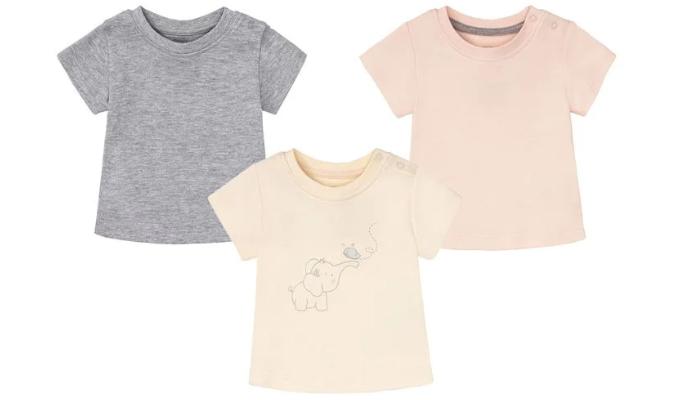 3 Baby T-Shirts