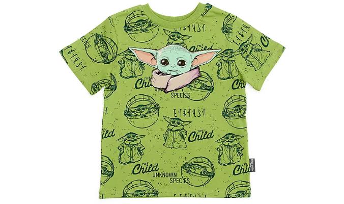 Star Wars - Grogu - T-Shirt für Kinder