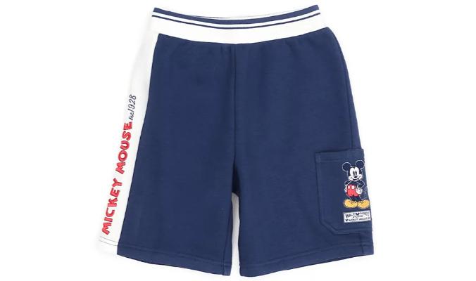 Micky Maus - Sweatshirt-Shorts für Babys & Kinder