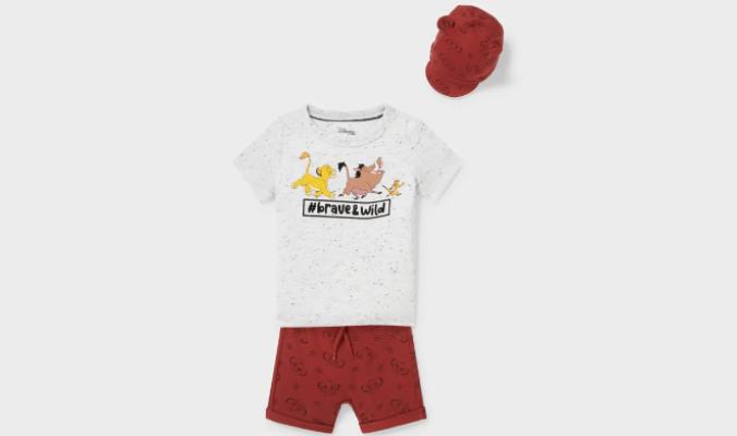 Der König der Löwen - Baby-Outfit