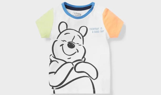 Winnie Puuh - Baby-Kurzarmshirt