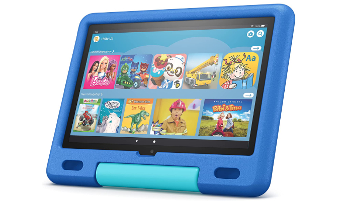 Das neue Fire HD 10 Kids-Tablet