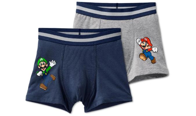 2 Slipboxer »Super Mario«