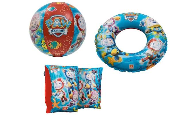Strand- und Wasserspielzeug, Disney-Motive,