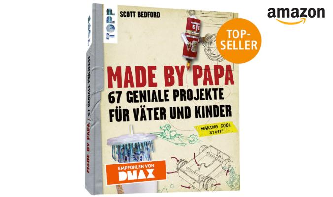 67 geniale Projekte für Väter und Kinder