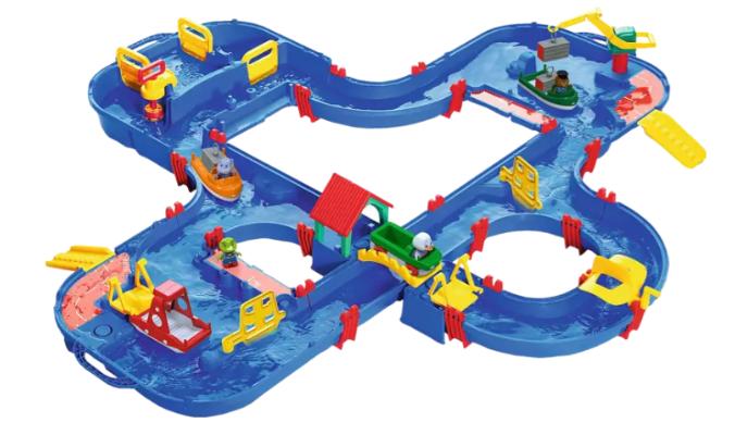 BIG AquaPlay'n Go Wasserbahn