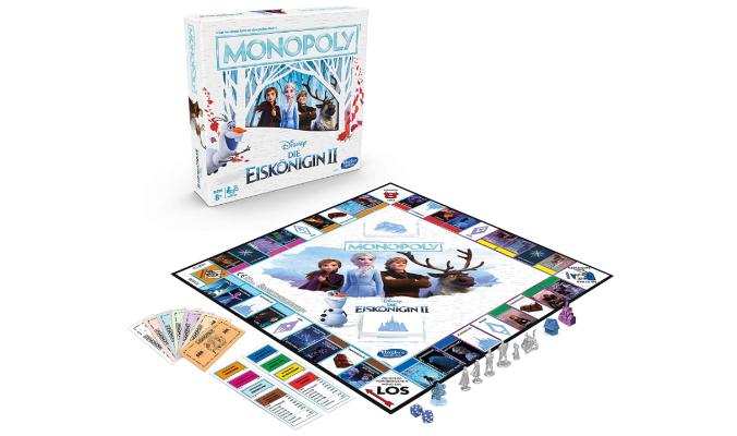 Monopoly Eiskönigin