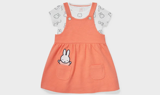 Miffy - Baby-Outfit