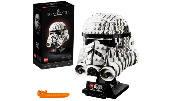 Lego 75276 Star Wars Stormtrooper Helm