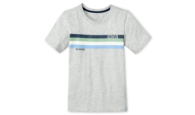 T-Shirt »NOW«