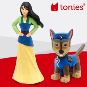 Neue Tonies: Paw Patrol, Mulan und viele mehr!