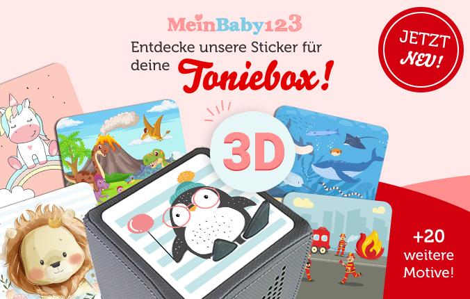 Tonieboy Schutzfolie MeinBaby123