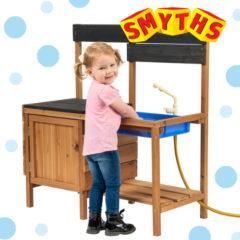 Smyth Holzküche