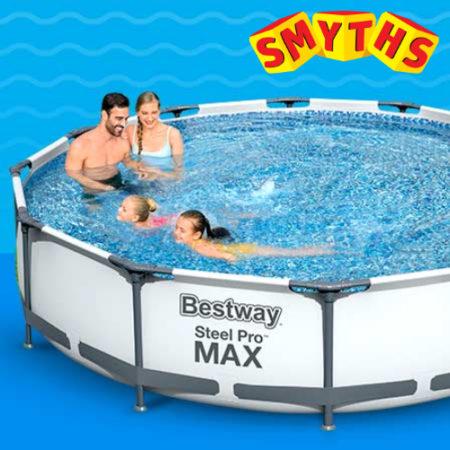 Pools bei Smyths