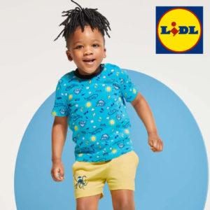 Neu: Schon ab 1,99€ neue Sommer Kleinkindermode bei LIDL