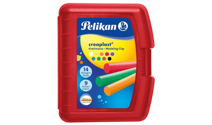 Pelikan Modelliermassen Kinderknete