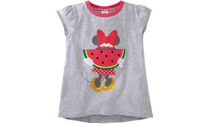 Minnie Maus T-Shirt mit Applikation