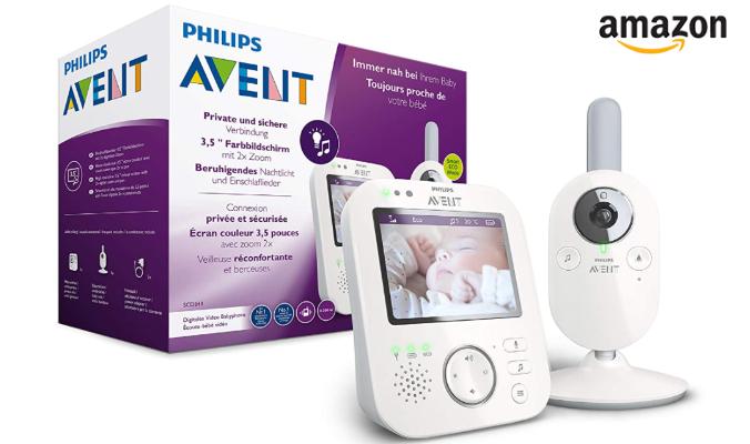 Philips Avent Videkamera