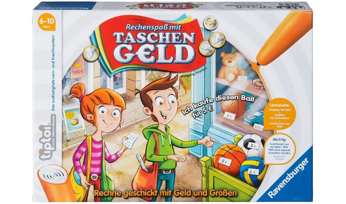 Ravensburger Tiptoi-Spiel