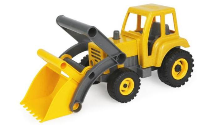 Traktor mit Frontschaufel, 35 cm