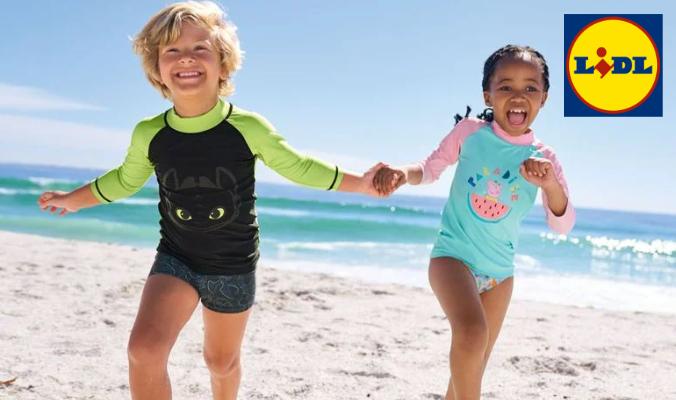 Strandmode Kinder