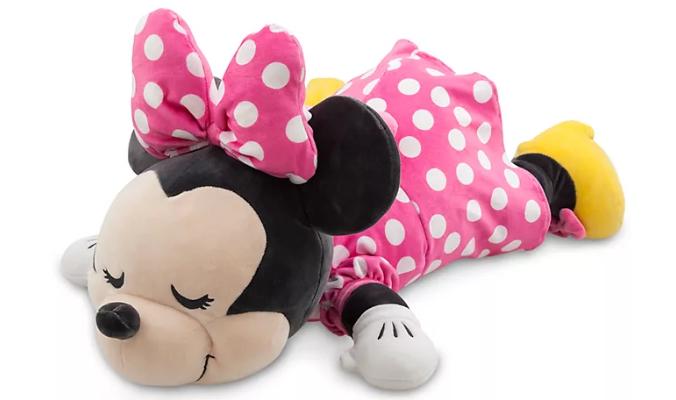 Minnie Maus - Cuddleez - Kuscheltier