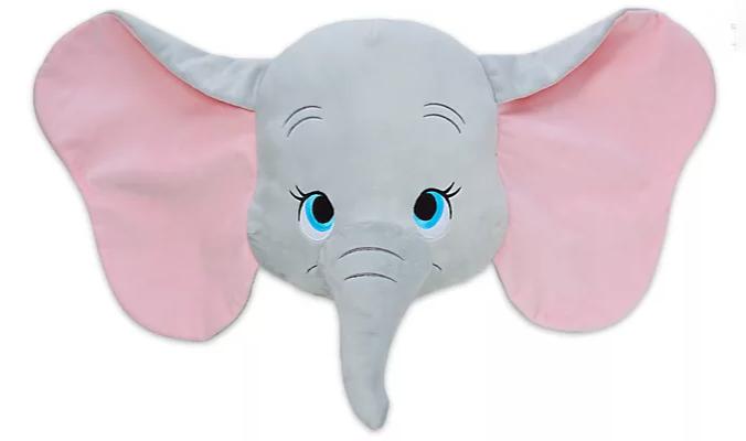Dumbo - Großes Gesichtskissen