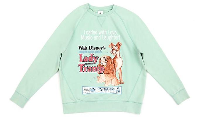 Susi und Strolch - Klassisches Sweatshirt für Damen
