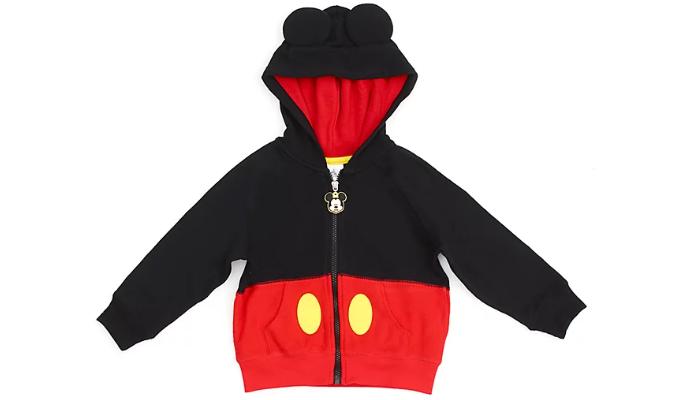 Micky Maus - Kapuzensweatshirt für Kinder