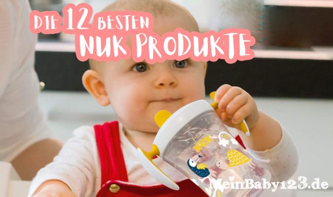 NUK Produkte