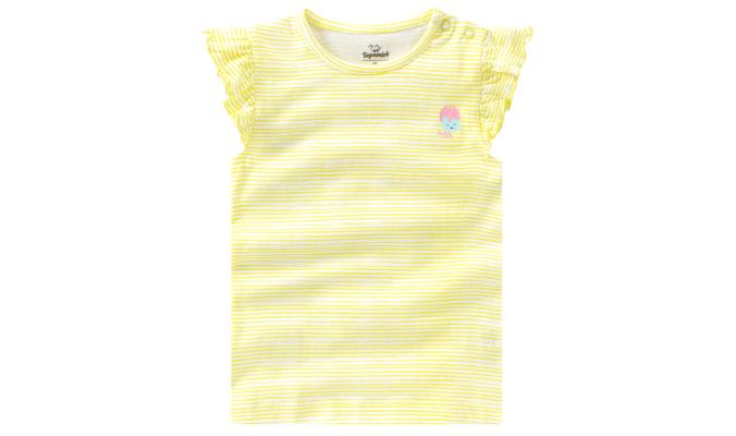 Baby T-Shirt im Ringel-Dessin