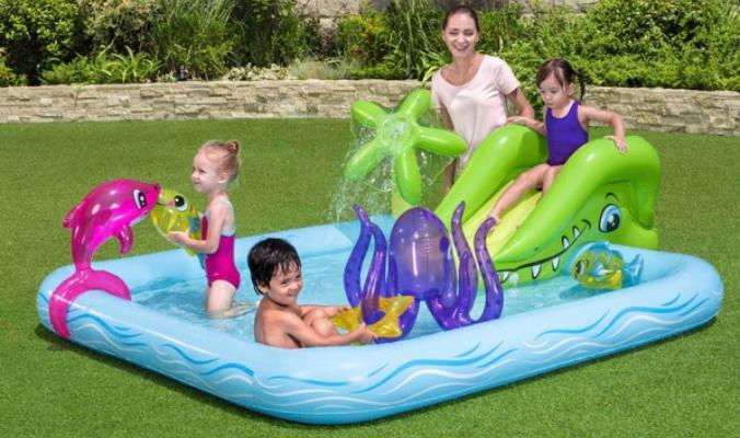 Aquarium Spielpool