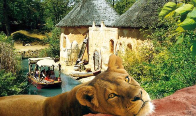 1. Der Erlebnis Zoo in Hannover