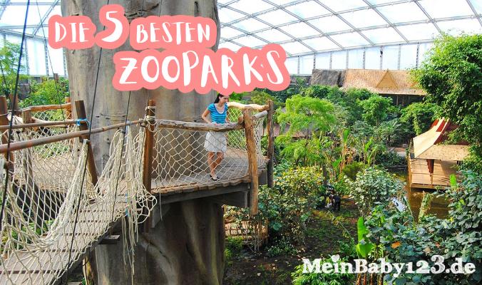 Die 5 besten zooparks
