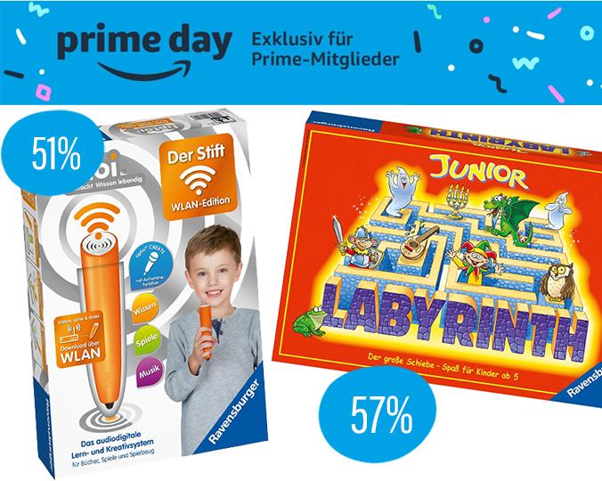 Ravensburger Prime Day Angebote