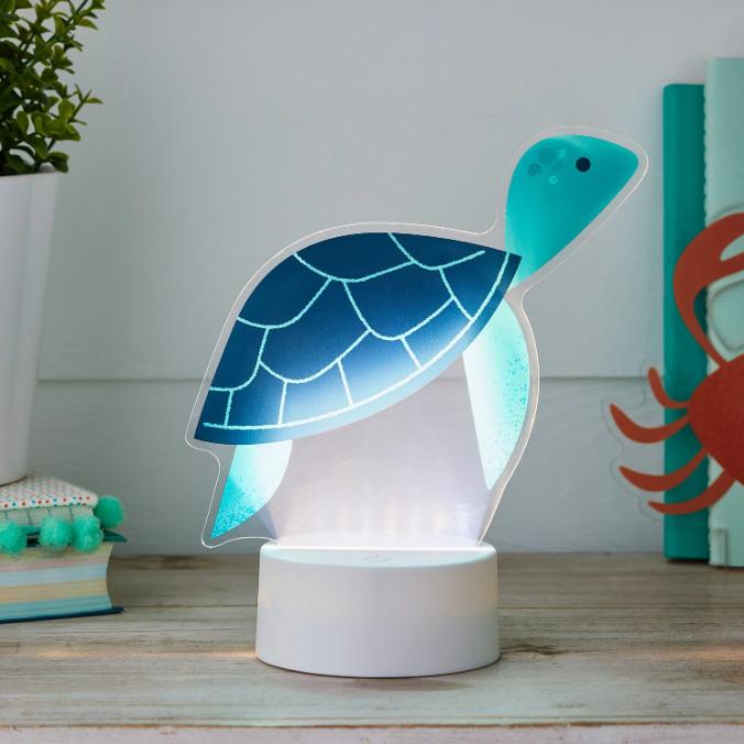 Schildkröte Licht