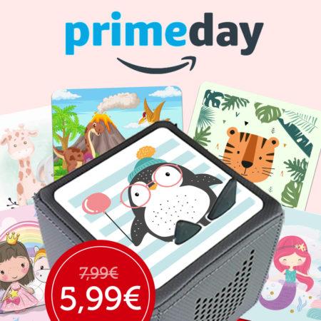 Amazon Prime Day Toniebox Schutzfolie