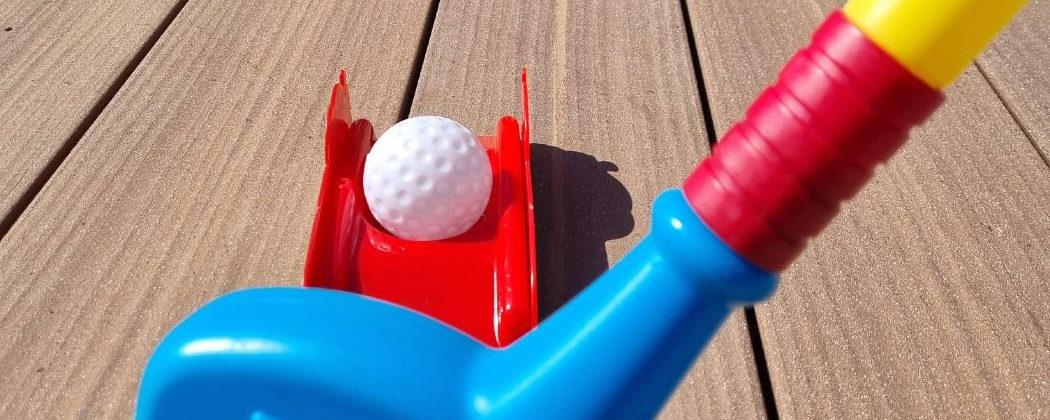 Banner: Getestet: Mini Golf für Zuhause