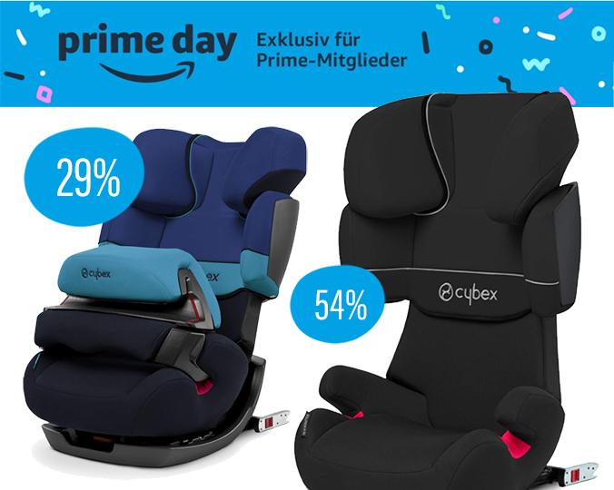 Cybex Kindersitze im Amazon Prime Day Angebot