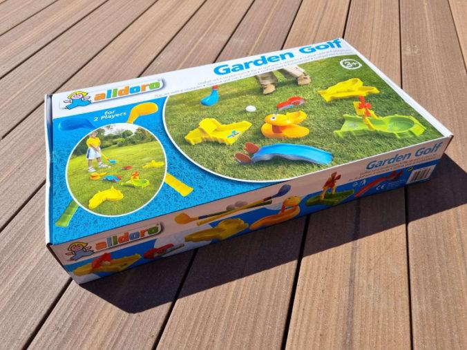 Garden Golf für Kleinkinder