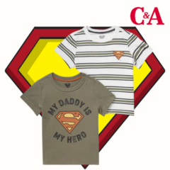 Superman Baby T-Shirt