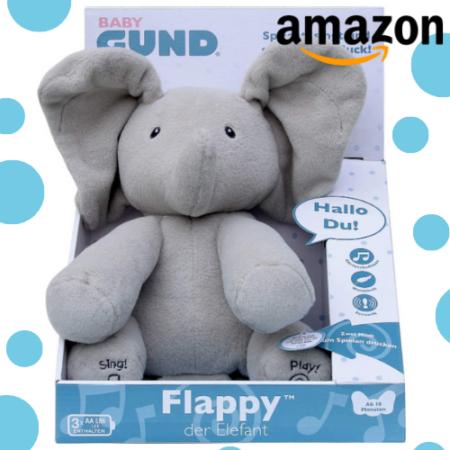 Flappy, der singende und sprechende Elefant