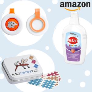 Mückenschutz für Babys bei Amazon
