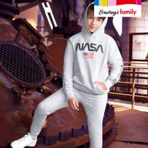 Ab 12,99€ NASA Kindermode bei Ernsting's Family