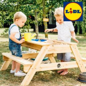 52% Rabatt auf Plum Kinder Picknicktisch bei LIDL